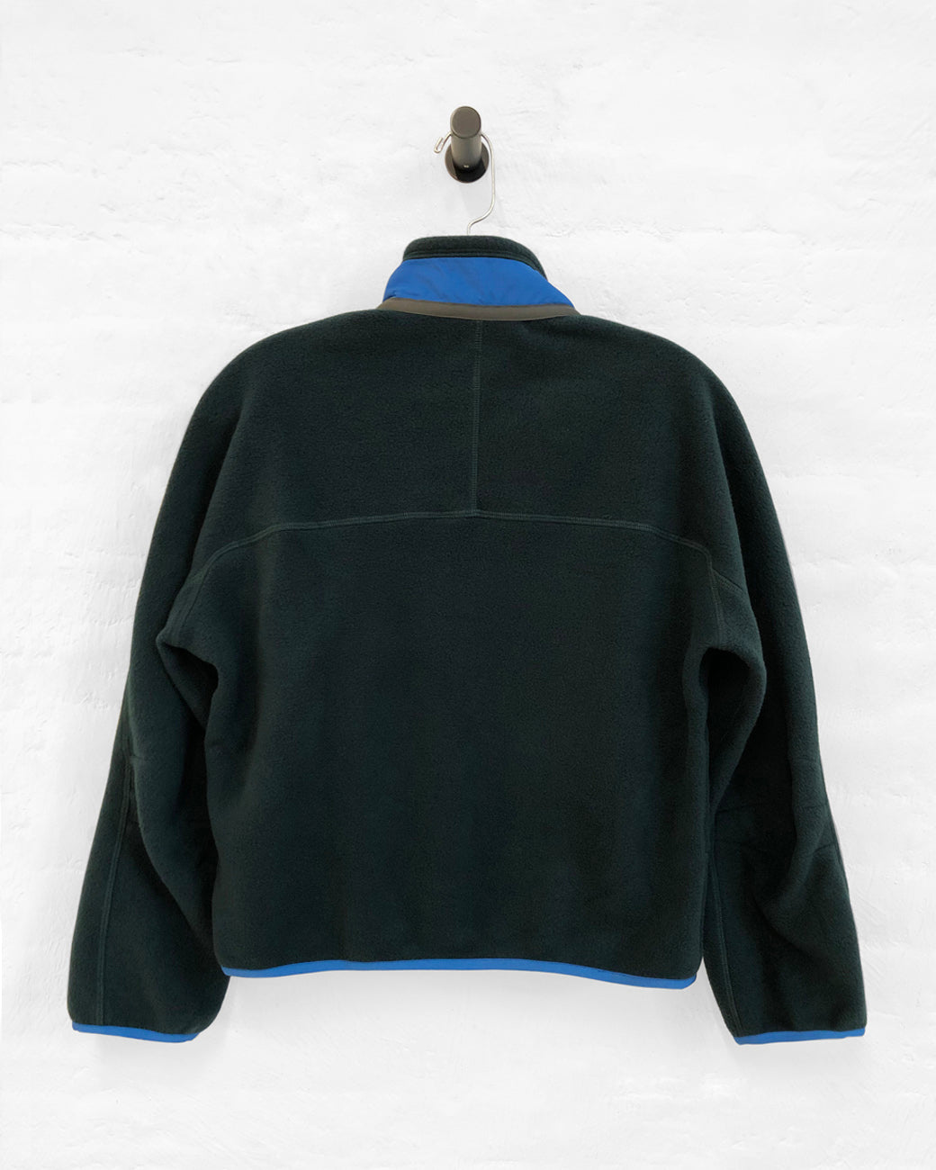 Fleece Jacket - Forest Green