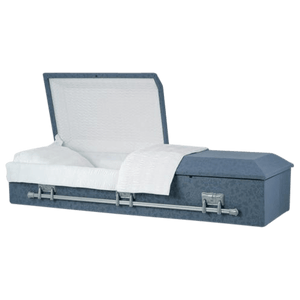 Titan Cloth-Covered Casket | XL - Titan Casket