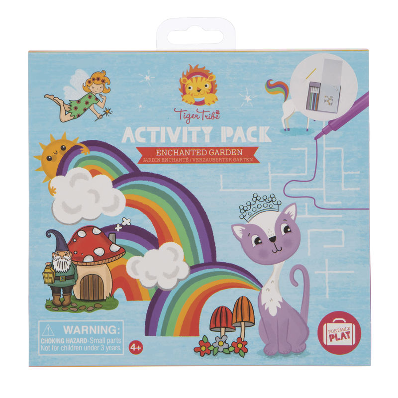 Activity Pack - Enchanted Garden