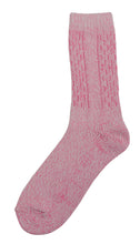 Load image into Gallery viewer, Lush Socks Sweet Pink