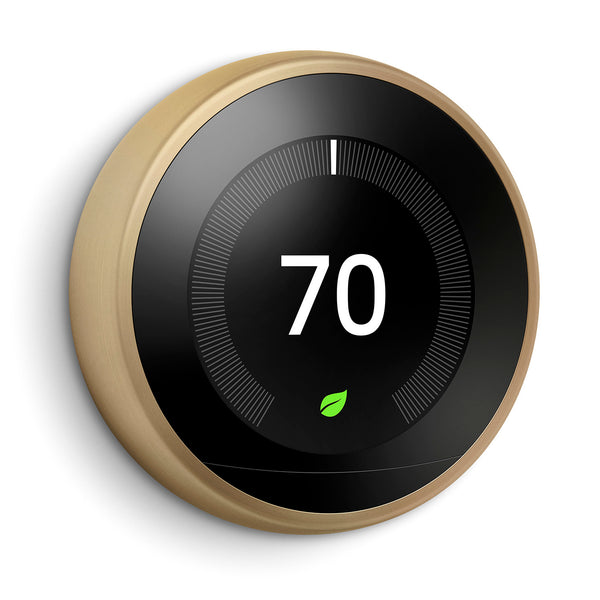 Google Nest Learning Thermostat image 15255447470129