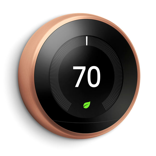 Google Nest Learning Thermostat image 15255446880305