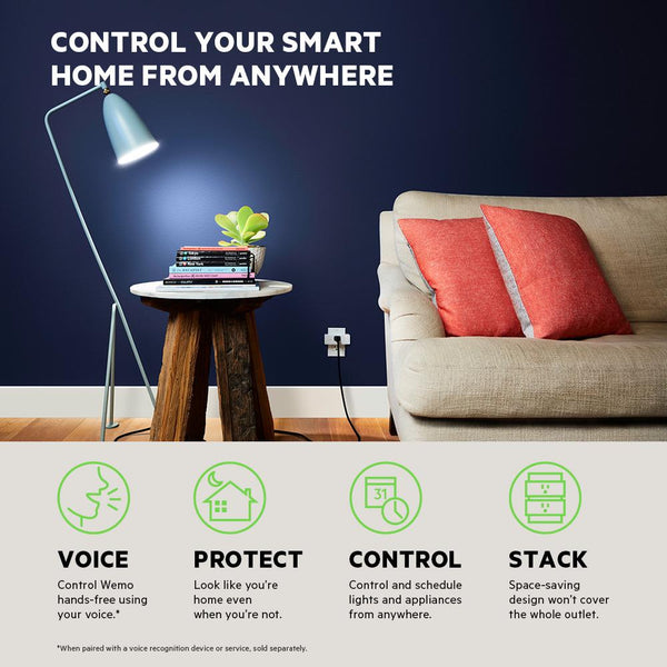Wemo Mini Wi-Fi Smart Plug image 15232562036785