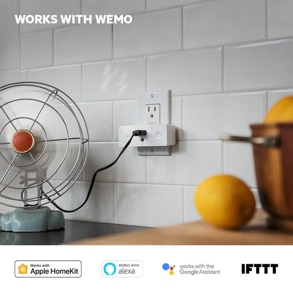 Wemo Mini Wi-Fi Smart Plug image 15232562069553