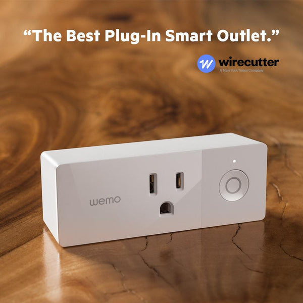 Wemo Mini Wi-Fi Smart Plug image 15232562135089