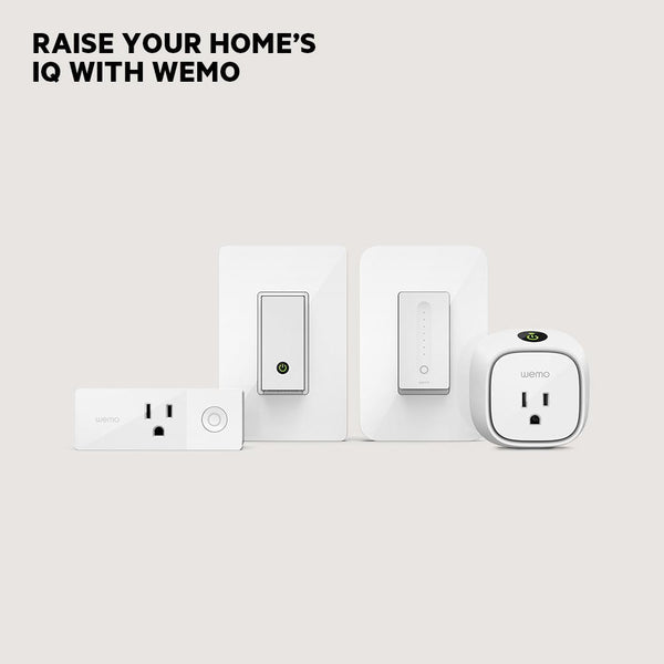 Wemo Mini Wi-Fi Smart Plug image 15232562233393