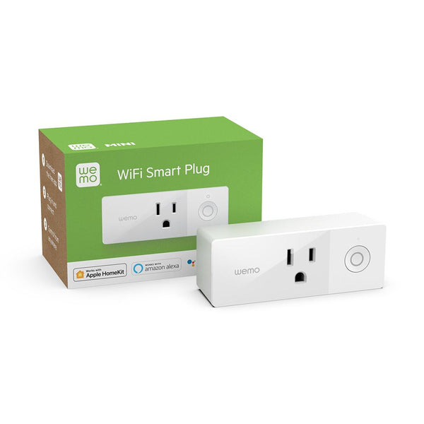 Wemo Mini Wi-Fi Smart Plug image 15232562004017
