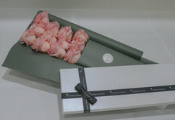 Signature Pink Roses Gift Box