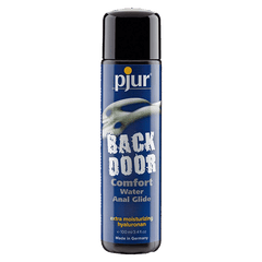 Pjur Back Door Comfort Water Anal Glide Lube (100ml) - ElectraStim Official