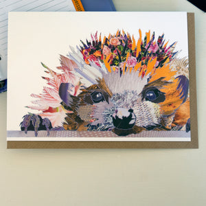 CK0132 'Spike' Greetings Card (packed in 6's)