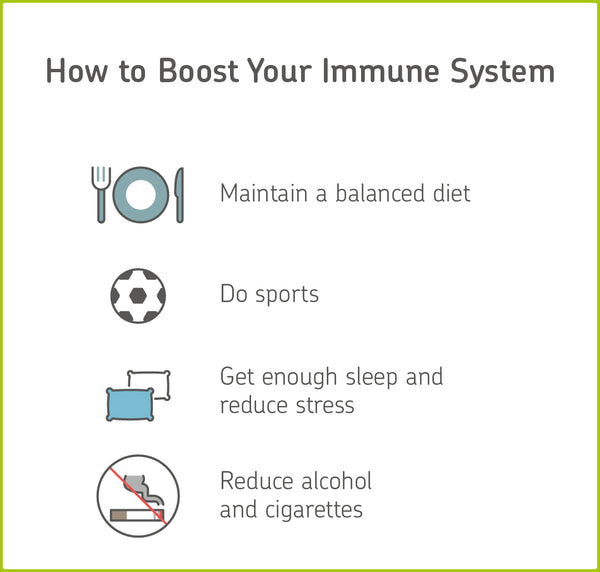 ways to boost your immune system