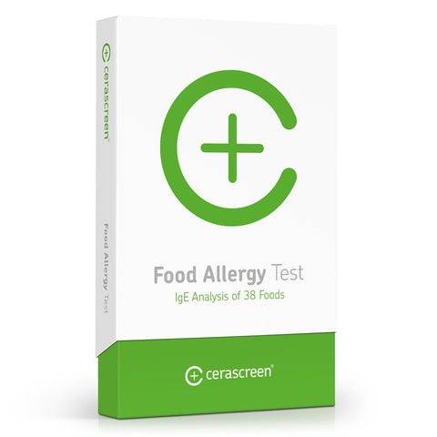 Cerascreen - Food Allergy Testing at home