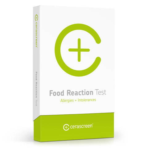 Food Reaction Test