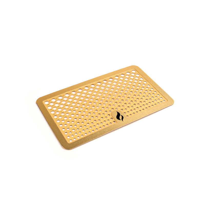 True Toke Gold Grinder Card