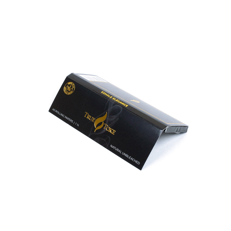 truetoke 100% pure organic hemp rolling papers