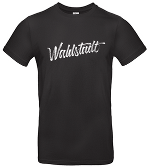 Waldstadt Signature T-Shirt black/white
