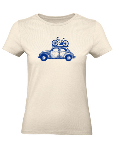 Bike bug Girls T-Shirt cotton raw