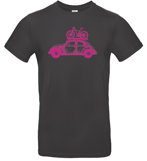 Bike Bug T-Shirt used black