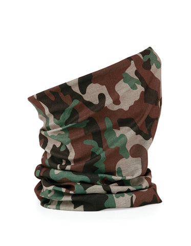 Gurglwarmer CLASSIC look jungle camo