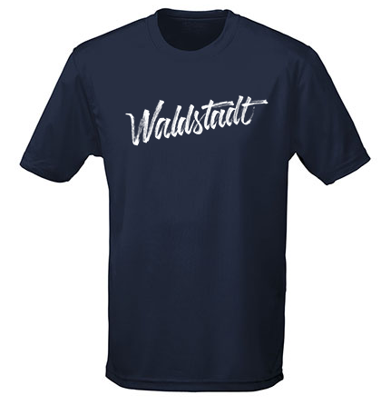 Men´s Waldstadt Trailshirt navy