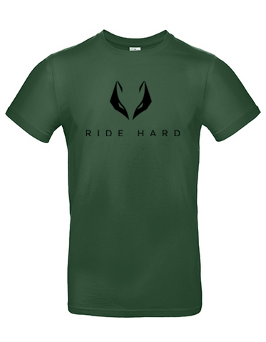 Ride hard T-Shirt Nordish nature green