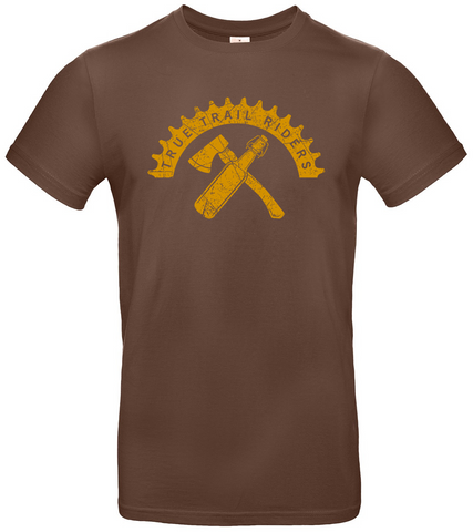 True Trail Riders T-Shirt Dirtpark-brown