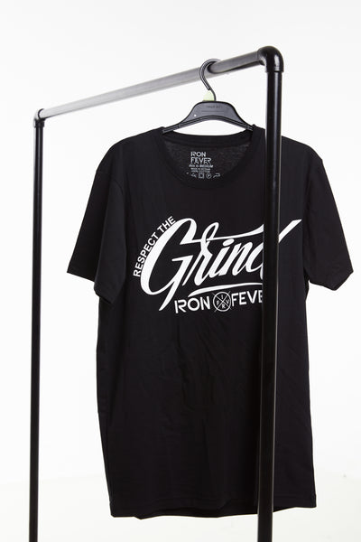 Respect the Grind - Black / White