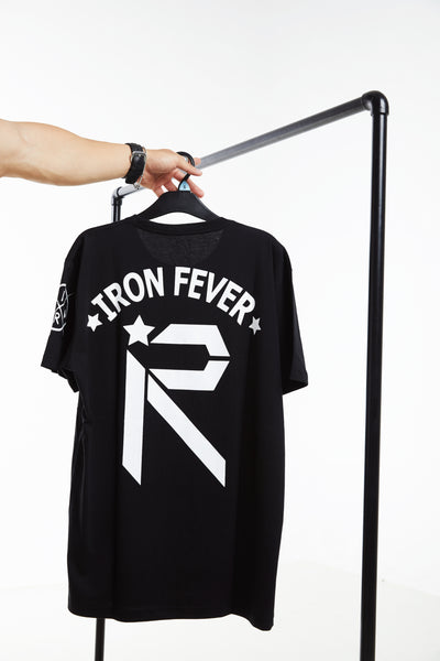 IRONFEVER Revolution - Black / White