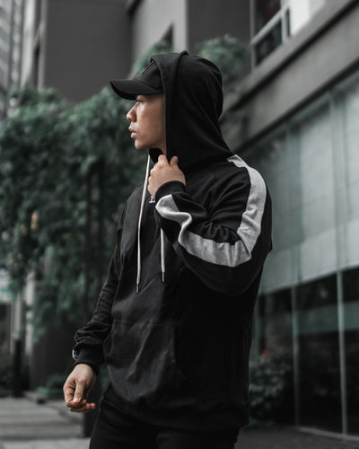 Premium Hoodies V1 - Black