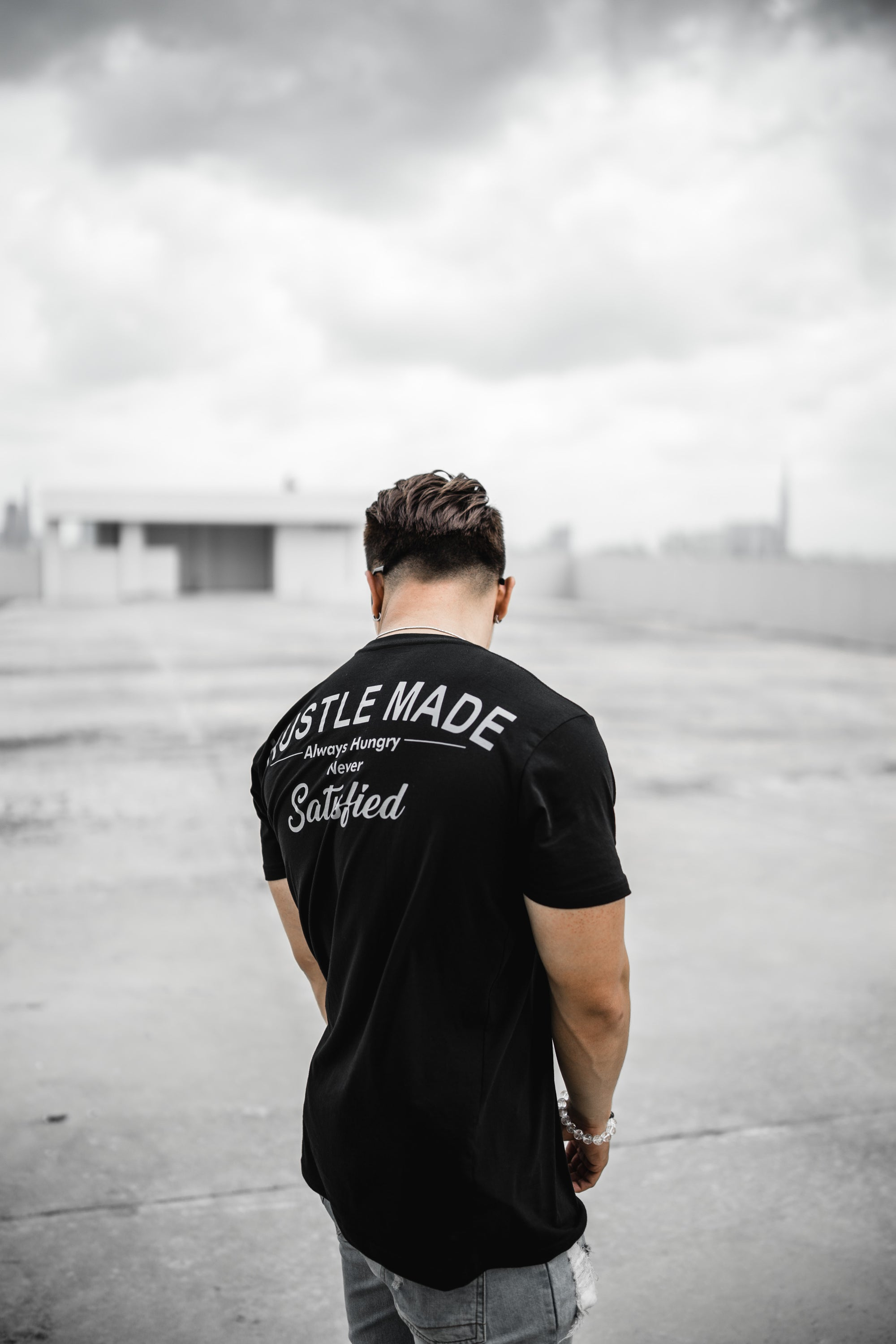 HUSTLEMADE - Black / Grey