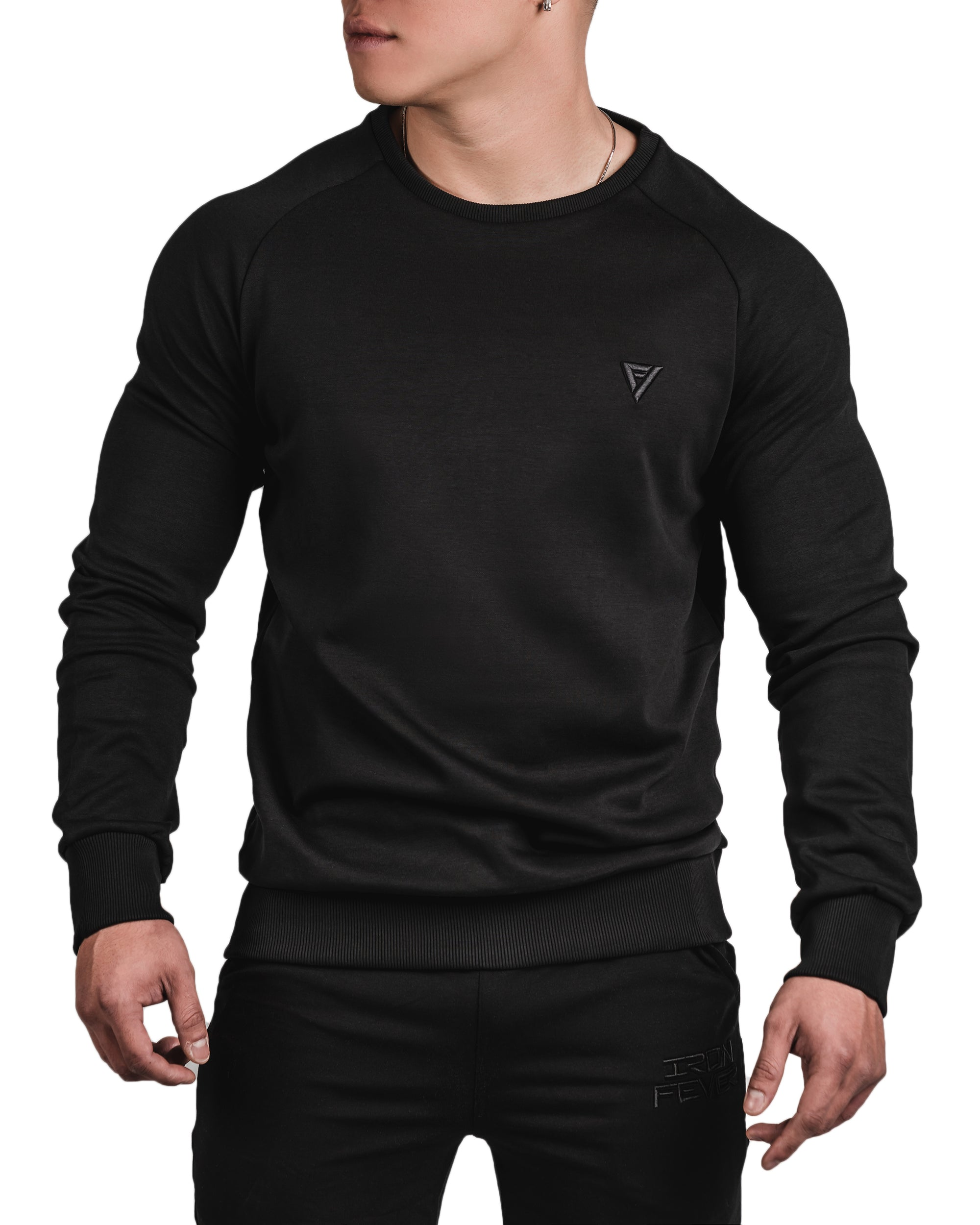 Premium Sweater V1 - Black