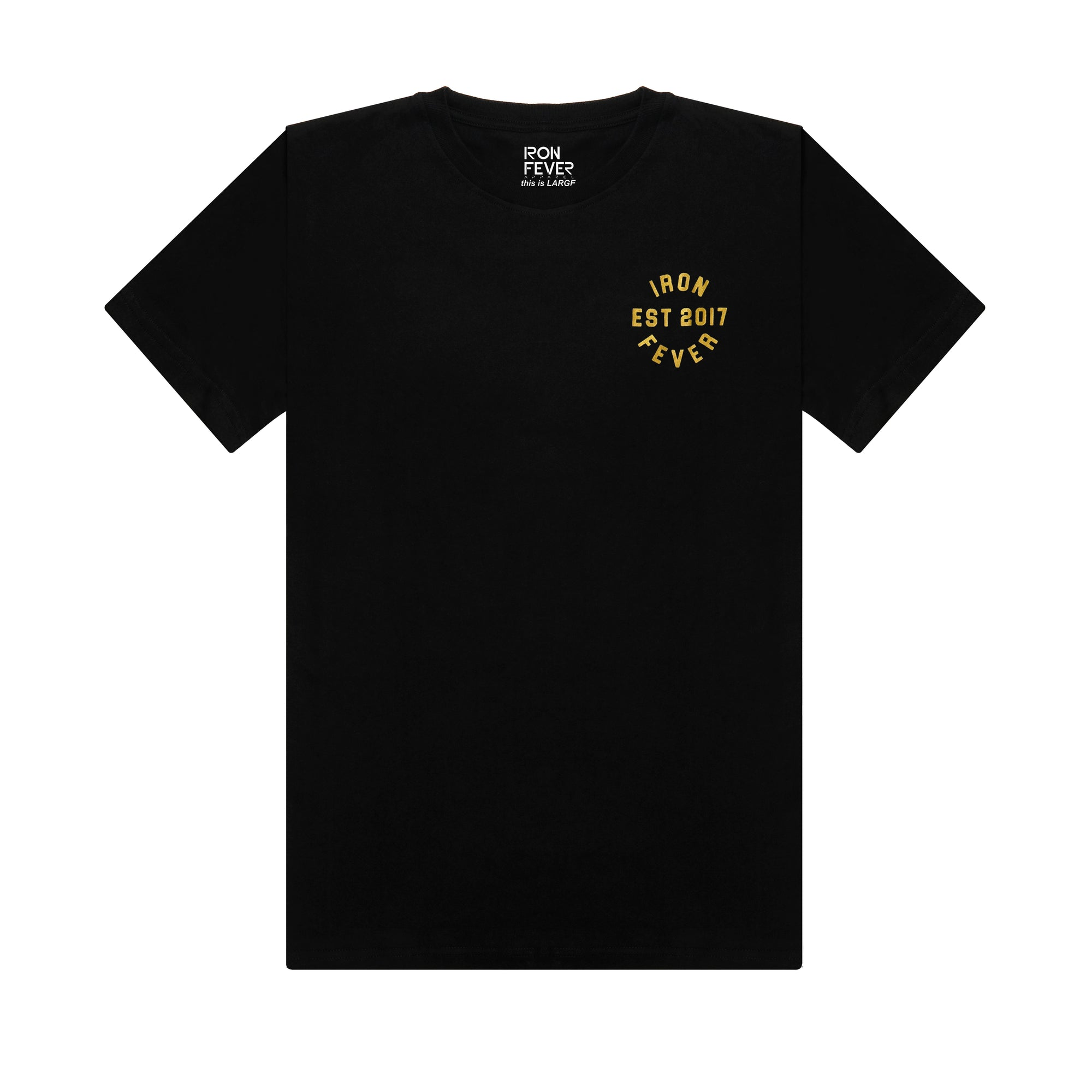 Rise From Ashes - Black / Gold