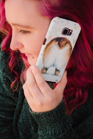 Corgi Butt Phone Case | Corgi Gifts