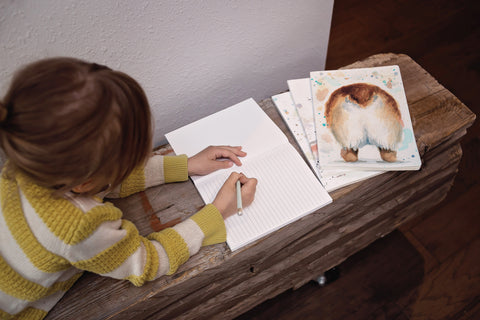 Corgi Butt Journal | Corgi Gifts