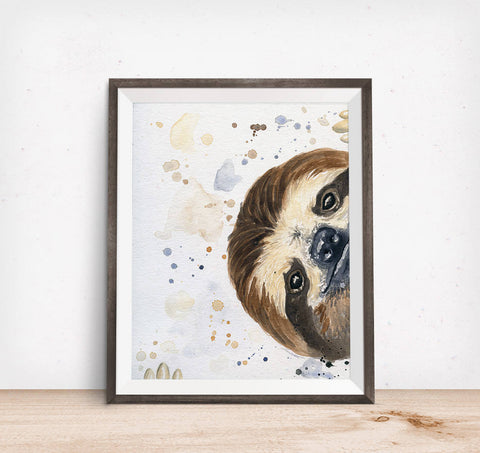 Animal Nursery - Animal Nursery Decor