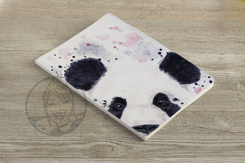 Panda Journal  - Lined Journal