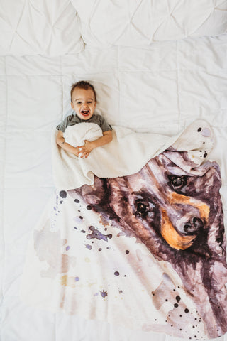 Bear Blanket  - Animal Blanket