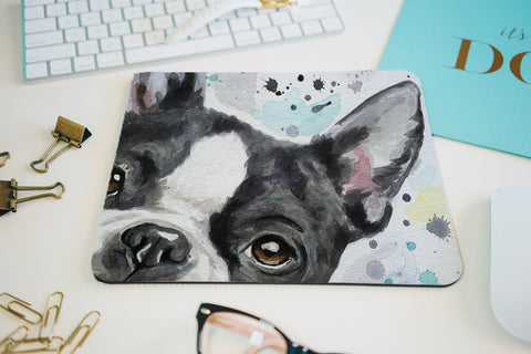 Boston Terrier Gift - Boston Terrier Office Accessory