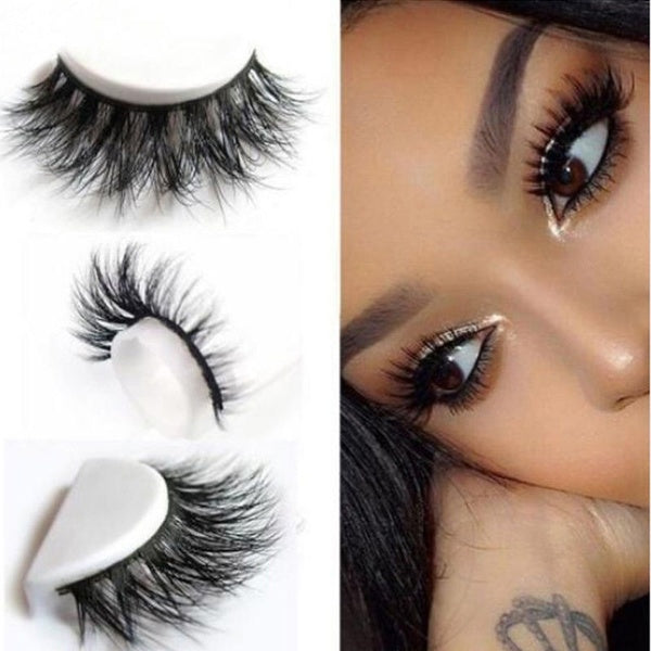 LuXey Magnetic 3D Mink Lashes