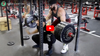 🏋️‍♀️ 600 pound heavy squat FAIL 🏋️‍♀️