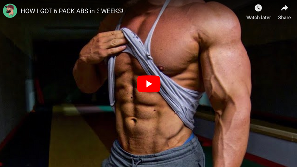 6-Pack Abs In 3 Weeks