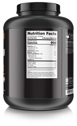 Image of 50 Gram Protein Mass Gainer