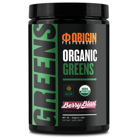 Image of Organic Greens