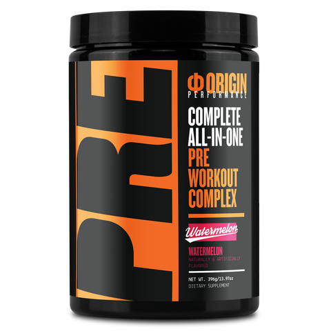 Image of Origin UNCOMPROMISED Pre-Workout + Program