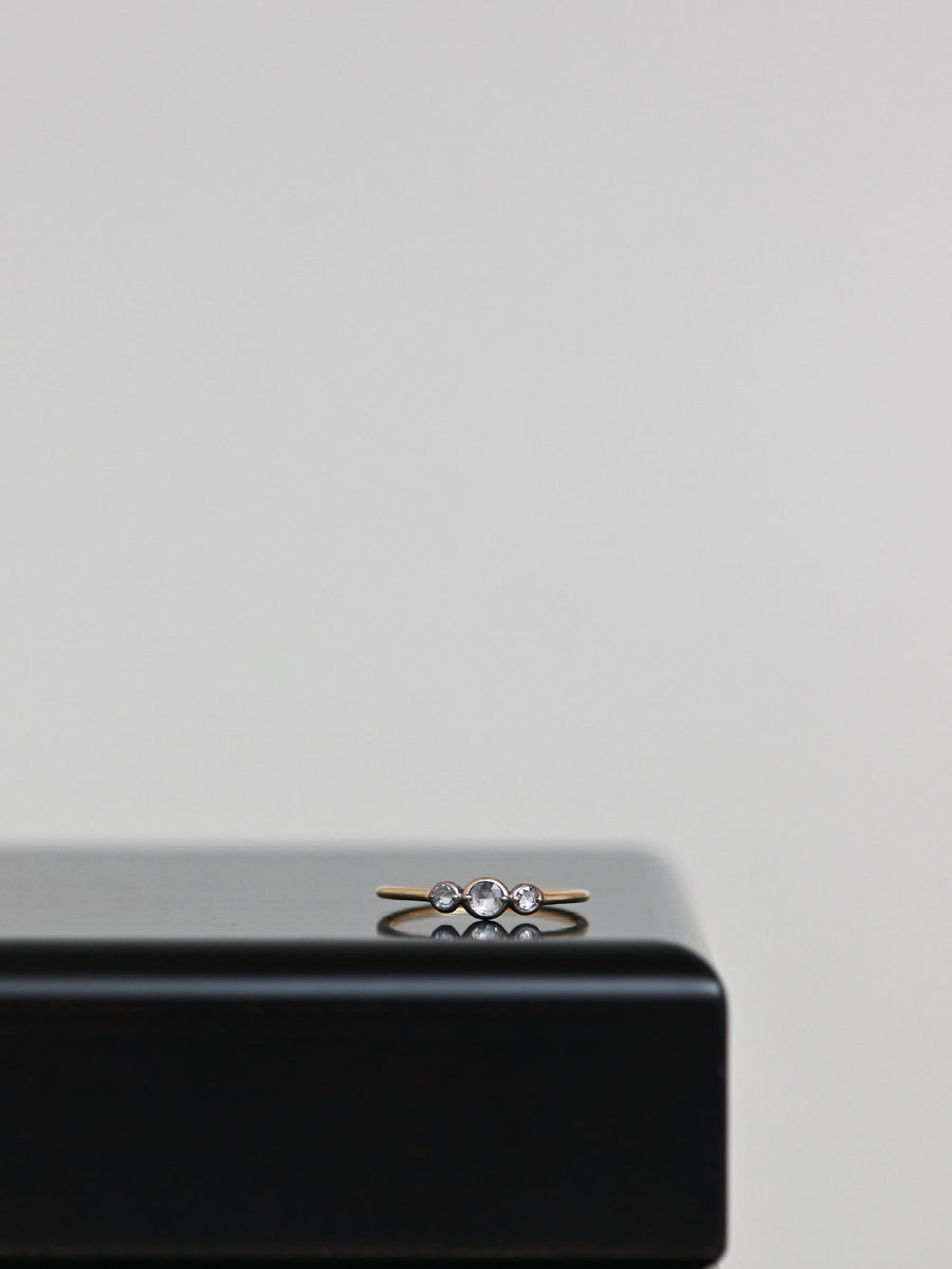Rosier midi trio ring