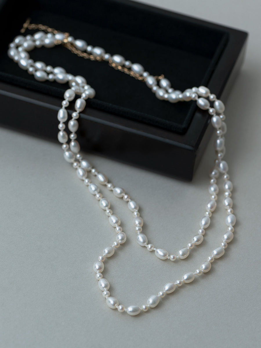 Pearl long necklace Ⅰ