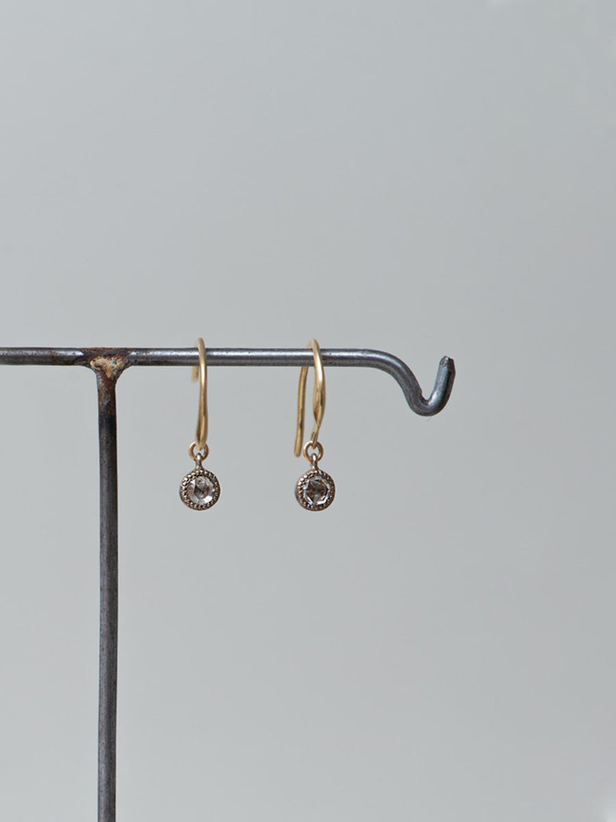 Rosier hook pierce Ⅱ milgrain S