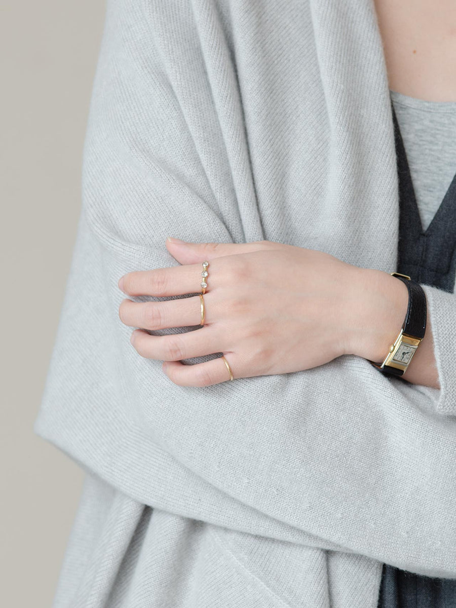 Rosier trio ring