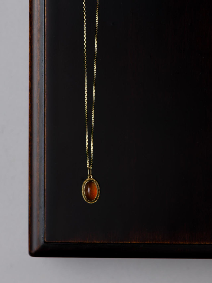 Garnet necklace Ⅱ