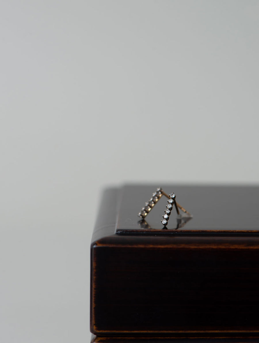 Tiny diamond pierce Ⅱ